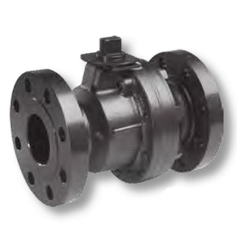 Floating Ball Valves – 740 PSI, Carbon Steel Body, Flanged End, Full Port - Floating Ball Valves