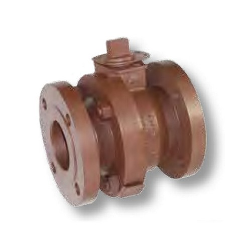 Floating Ball Valves – 250 PSI - Ductile Iron Body, Flanged End, Full Port - Floating Ball Valves